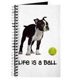 Boston Terrier Life Journal