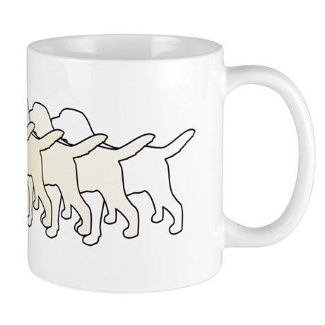 Yellow Gradient Labs Mug