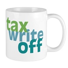 Tax Write Off Mug