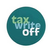 "Tax Write Off 3.5"" Button"