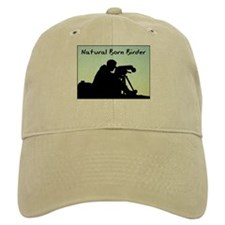Natural Born Birder Baseball Cap