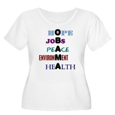 Obama Values T-Shirt