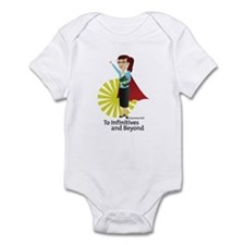 Grammar Girl - To Infinitives Infant Bodysuit