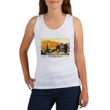 Edinburgh Scotland Women's Tank Top
