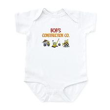 Bob's Construction Tractors Infant Bodysuit