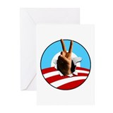Obama Victory Greeting Cards (Pk of 10)