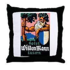Lucerne / Luzern Switzerland Throw Pillow