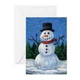 Snowman Greeting Cards (Pk of 20)