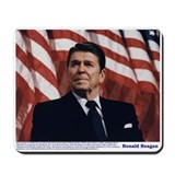 Reagan on Conservatives as Re Mousepad