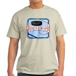 Hockey Dad Ash Grey T-Shirt