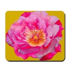 DOUBLE ROSE Mousepad