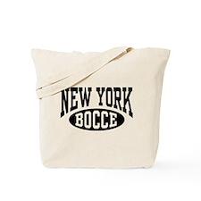 New York Bocce Tote Bag
