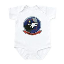 VAW 77 Nightwolves Infant Bodysuit