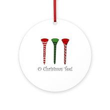 O Christmas Tee Ornament