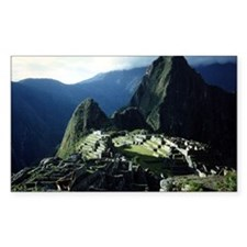 MACHU PICCHU Rectangle Decal