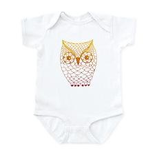 Color Owl 2 Infant Bodysuit