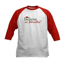 Believe in Miracles (Santa) Tee