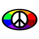 Peace on Rainbow 2