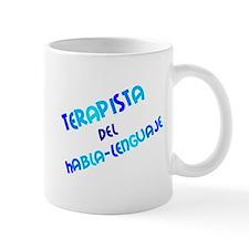 Terapista del Habla-Lenguaje Small Mug