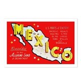 Mexico Postcards (Package of 8)