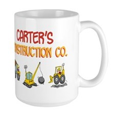 Carter's Construction Tractor Mug
