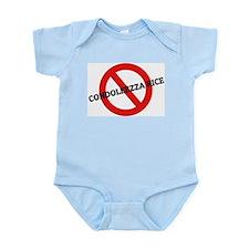 Anti Condoleezza Rice Infant Creeper