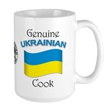 Genuine Ukrainian Cook Mug