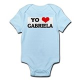Amo (i love) Gabriela Infant Creeper