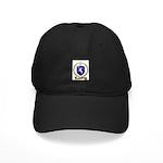 LEGENDRE Family Crest Black Cap