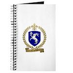LEGENDRE Family Crest Journal