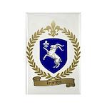 LEGENDRE Family Crest Rectangle Magnet (10 pack)