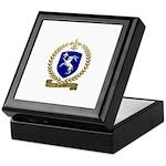 LEGENDRE Family Crest Keepsake Box