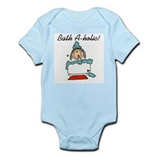 Bath-a-holic Infant Bodysuit