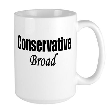 Conserv. Broad Large Mug