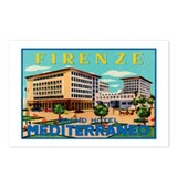 Florence Firenze Italy Postcards (Package of 8)