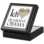 Obama Biden 2008 Keepsake Box