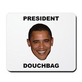 President Douchebag Mousepad