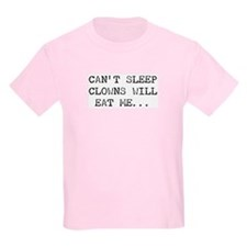 Can't Sleep, Clowns Will Eat Kid T-Shirt