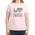Obama Biden 2008 Women's Light T-Shirt