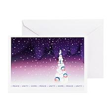 Peace :: Hope :: Unity Obama Christmas Cards (10)