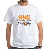 Not Just A Color 1.1 Orange Ribbon Shirt