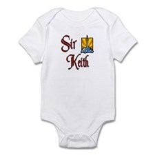 Sir Keith Infant Bodysuit