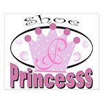 Shoe Princess Small Poster