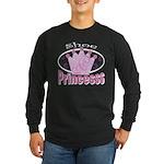 Shoe Princess Long Sleeve Dark T-Shirt