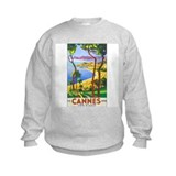 Cannes France (Front) Sweatshirt