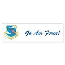 Strategic Air Command Bumper Bumper Sticker