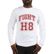 Fight H8 Long Sleeve T-Shirt