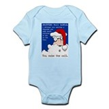 SHOPPING MALL SANTAS Infant Bodysuit