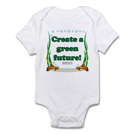 Green Future Infant Bodysuit