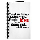 God's Love for Us Journal